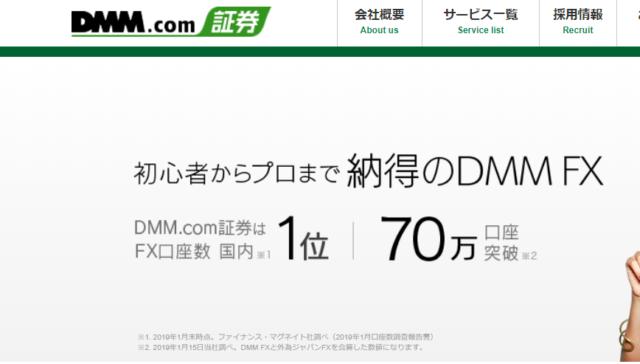 DMM.com証券